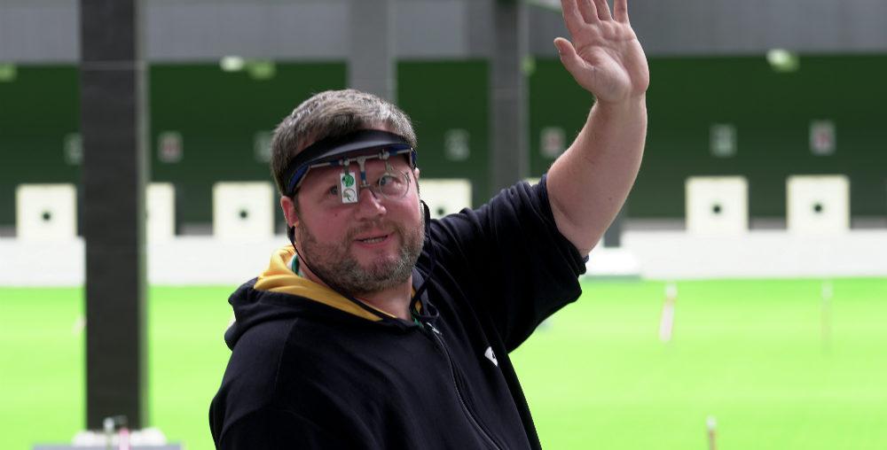 Geraldo Rosenthal fica no 8º lugar no Mundial de Tiro Esportivo